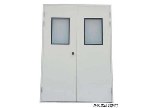 净化成品钢制门